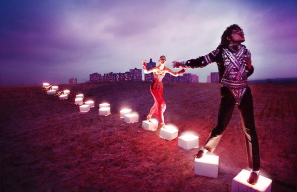 Boss sostiene la mostra su Michael Jackson
