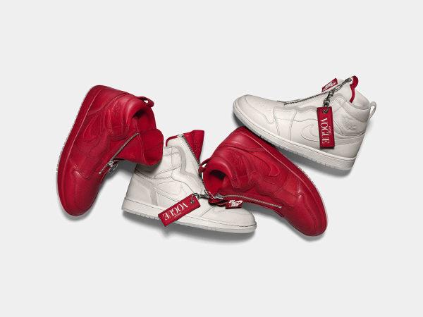 Da Nike e Vogue, sneakers dedicate alla Wintour