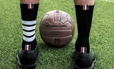 Messi vestirà le divise di Thom Browne