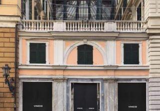 Vinicio cala il tris a Genova