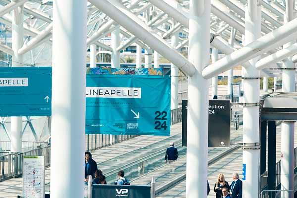 Lineapelle chiude con il +2% di aziende visitatrici