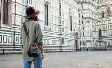 Il Bisonte porta un bisonte a Firenze per l'adv
