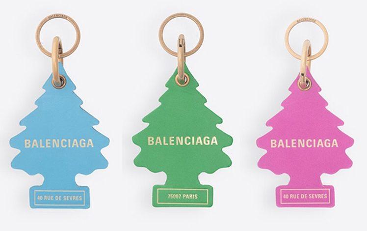 Arbre Magique denuncia Balenciaga