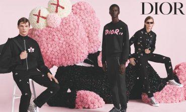 Debutto in rosa per l'uomo di Dior by Jones
