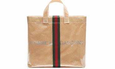 Gucci torna a collaborare con Comme des Garçons