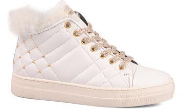 Il Calzaturificio RG mette le scarpe a Simonetta