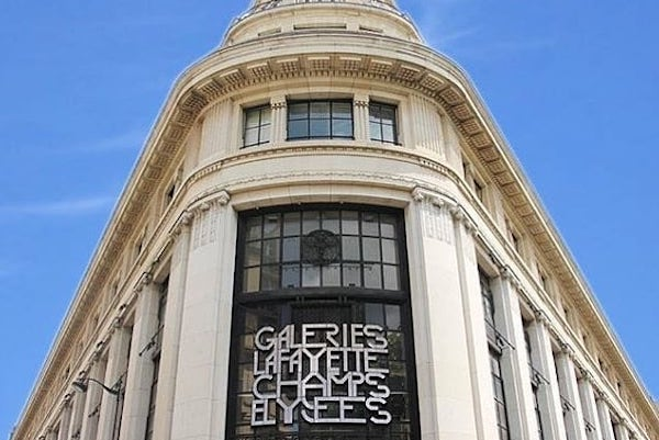 Galeries Lafayette riapre. Ma il traffico fa -20%