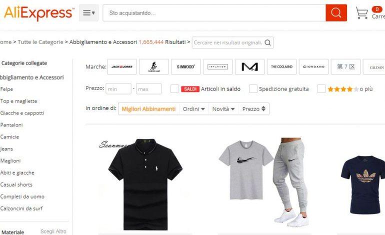 Alibaba sferra l'attacco ad Amazon con AliExpress