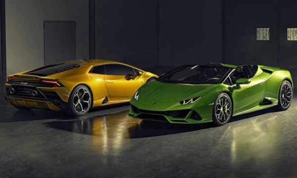 Automobili Lamborghini spinge sul menswear