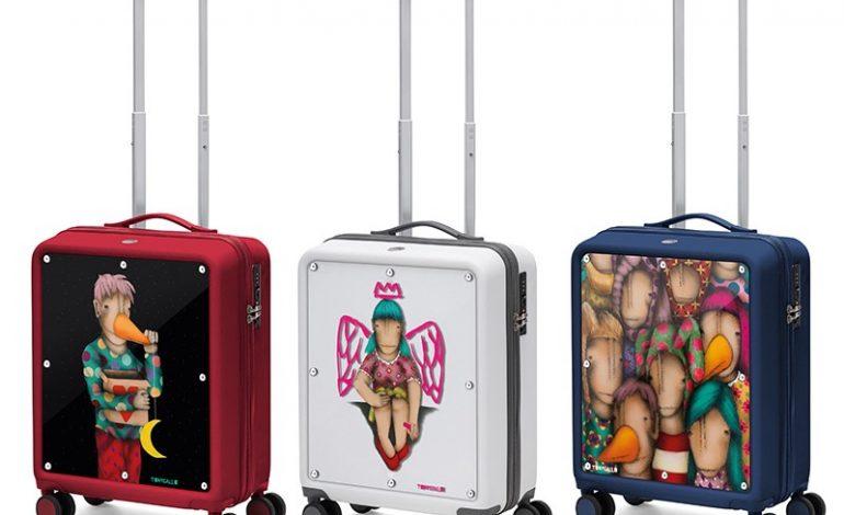Tony Gallo colora i trolley di Ciak Roncato