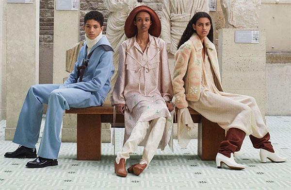 Il childrenswear di Lanvin va alla Francia