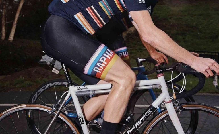 Paul Smith pedala con Rapha