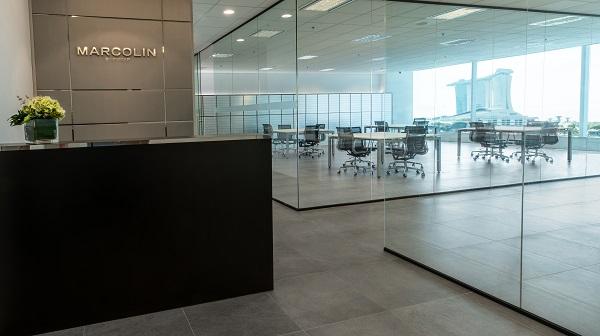 Marcolin inaugura filiale a Singapore