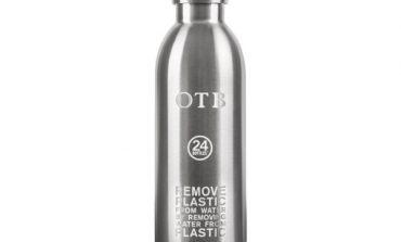 L'acqua di Otb diventa plastic-free