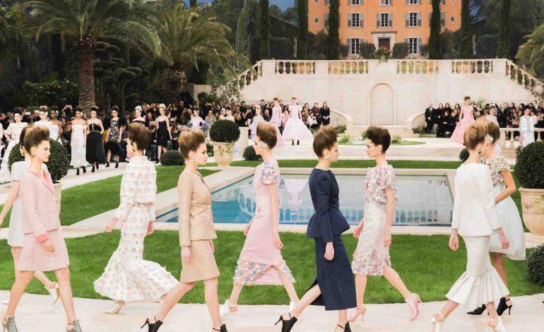 Al via la couture di Parigi
