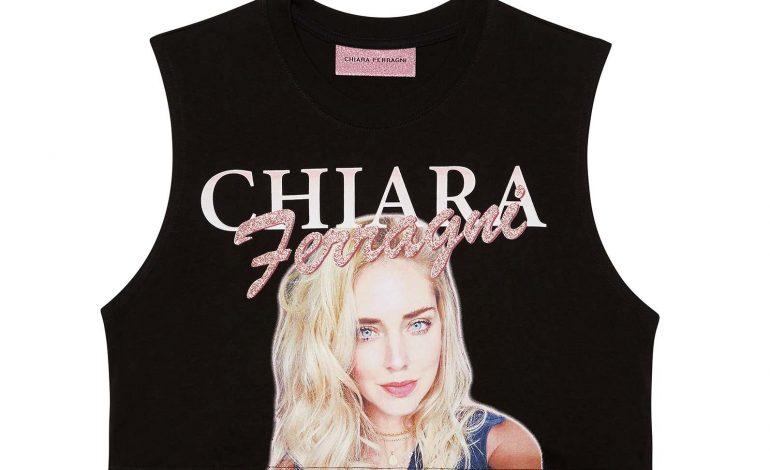 Capsule da rock star per Chiara Ferragni