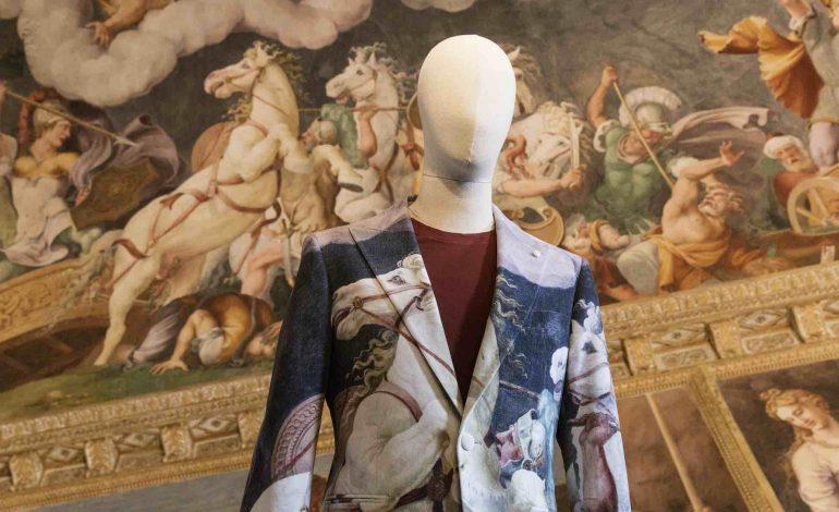 Lubiam omaggia l'arte di Giulio Romano