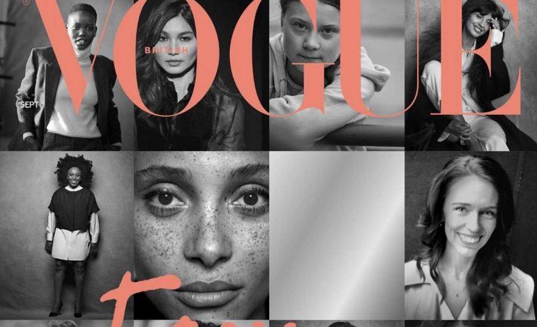 Sua altezza Meghan 'firma' Vogue Uk di settembre