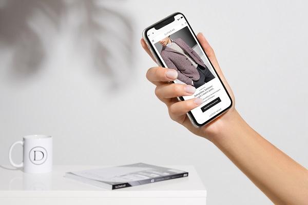 Slowear lancia il nuovo e-commerce con Diana Corp