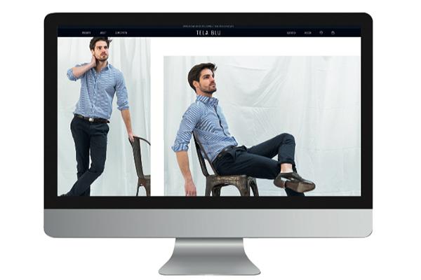 Tela Blu, non solo online