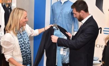 Leo Messi lancia il marchio The Messi Store