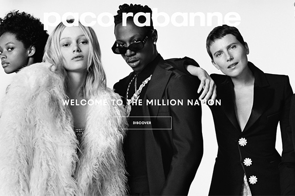 Paco Rabanne debutta nel menswear