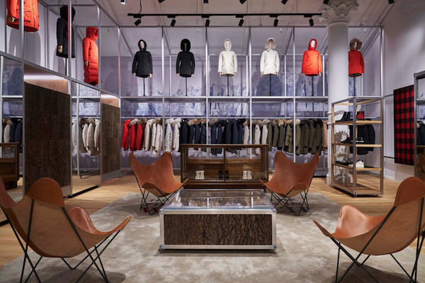 Woolrich apre flagship a New York