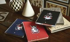 Stizzo firma i nuovi notebook Montblanc x Yoox
