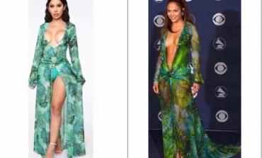 """Versace: """"Fashion Nova ha copiato Jungle Dress"""""""