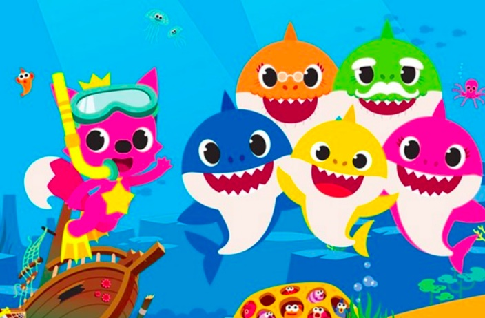 Viacom Nickelodeon Consumer Products acquisisce la licenza mondiale per Baby Shark