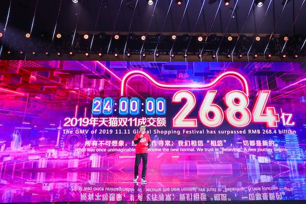 Alibaba oltre le stime nel Single Day (+26%)