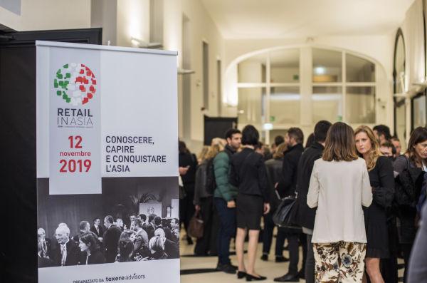 Texere, le strategie per la crescita in Asia raccontate a Milano