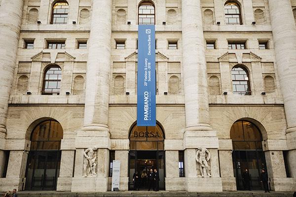Domani in Borsa il Summit Pambianco-Deutsche Bank