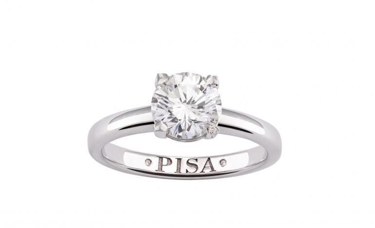 Pisa Diamanti suggella lo splendore dell'amore