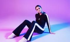 Selena Gomez presenta le nuove Puma Cali Sport