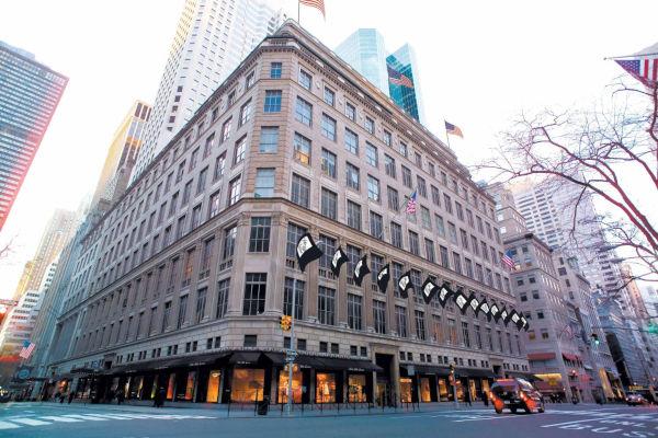 Saks, crolla il valore dello store sulla Fifth Avenue