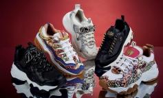 Skechers svela la collezione natalizia Premium Heritage