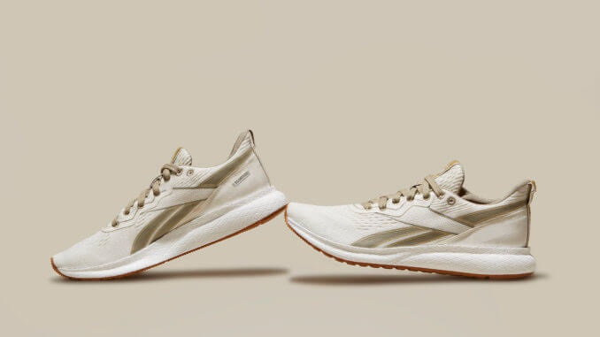 Reebok lancia le scarpe da corsa di origine vegetale