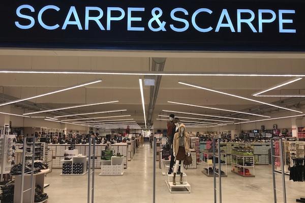 Scarpe&Scarpe, ricavi 2019 a 287 milioni