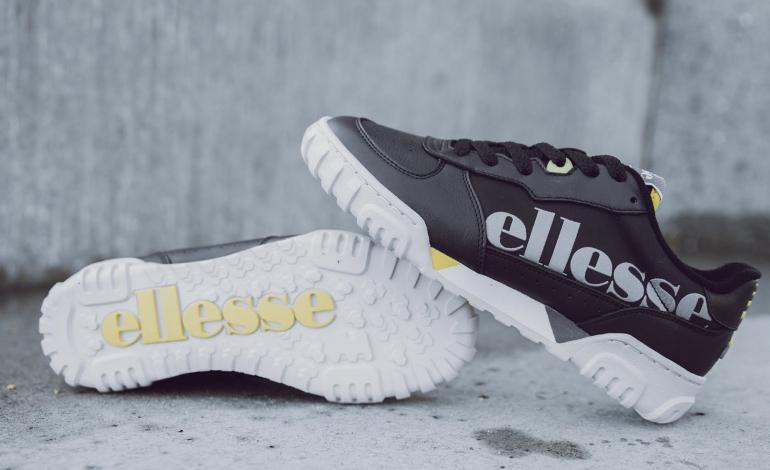 Ellesse corre con Falis 2014 e Nice Footwear