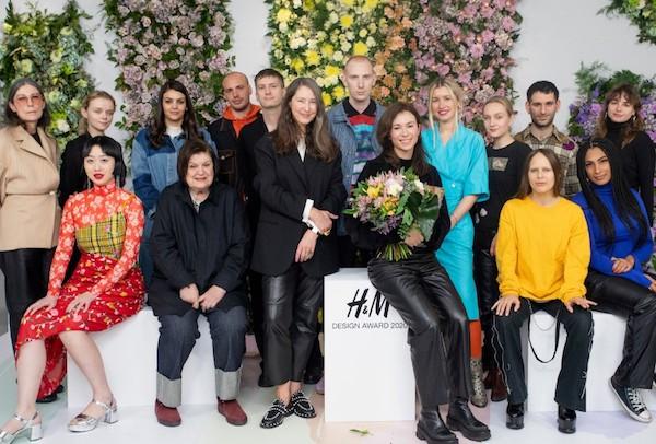 H&M Design Award 2020, vince la lettone Skarule