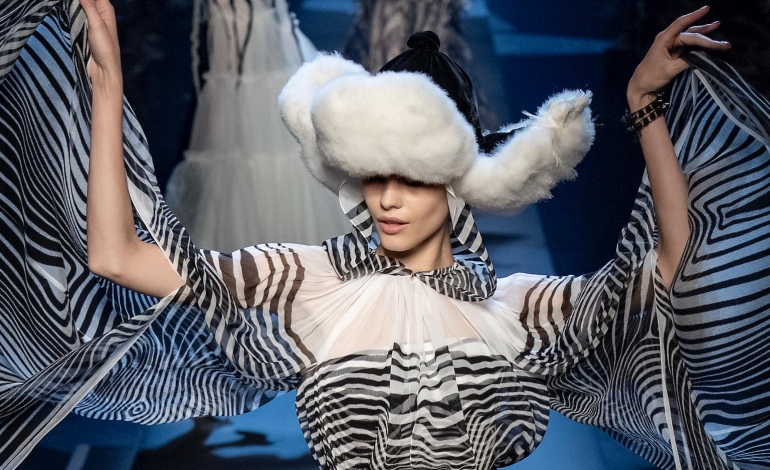 Al via la Couture week. L'ultima di Gaultier