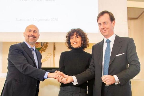 Accordo con Cdp: Ysl a Scandicci nel 2022
