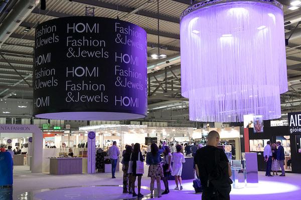 Homi Fashion & Jewels, spazio a 600 espositori