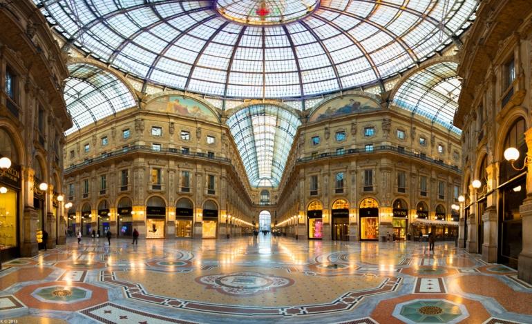 Galleria, asta da 3 mln per gli spazi Massimo Dutti