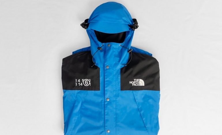 MM6 sperimenta con The North Face