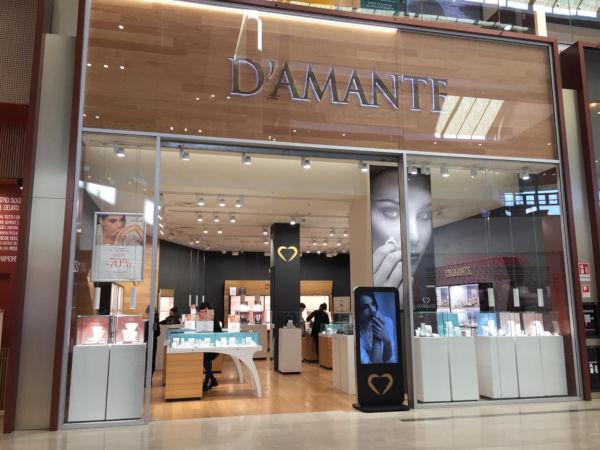 Morellato Group compra le gioiellerie D'Amante