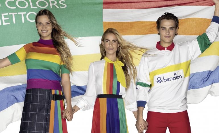 Anche Benetton scommette sugli influencer