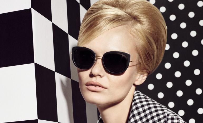 Le dive anni 60 ispirano l'eyewear di Rodenstock