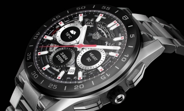 Tag Heuer svela il nuovo Connected Watch